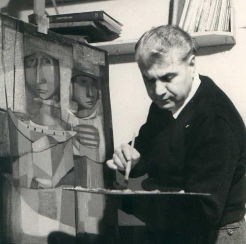 Matías Molinas pintor
